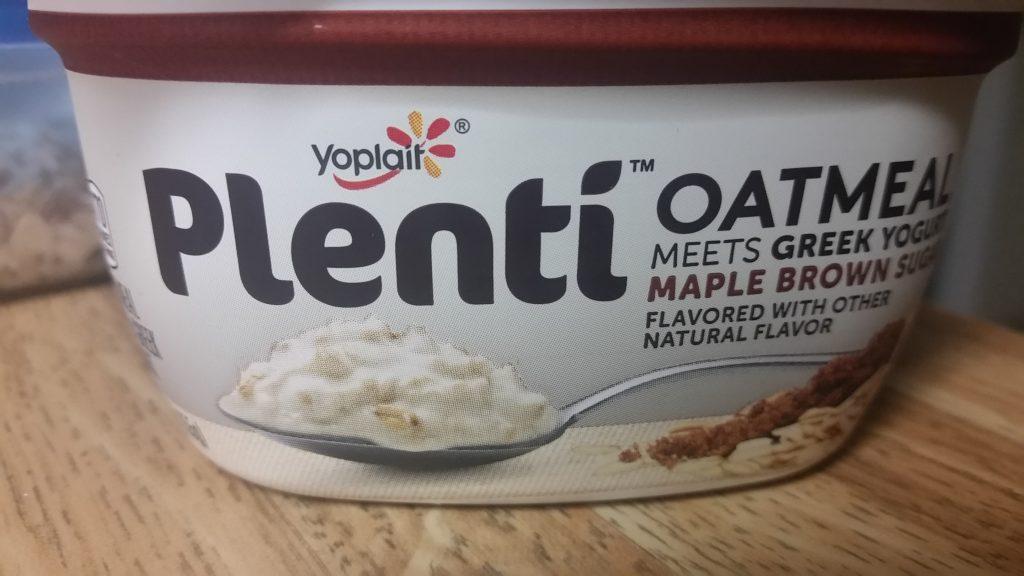 Plenti Yogurt